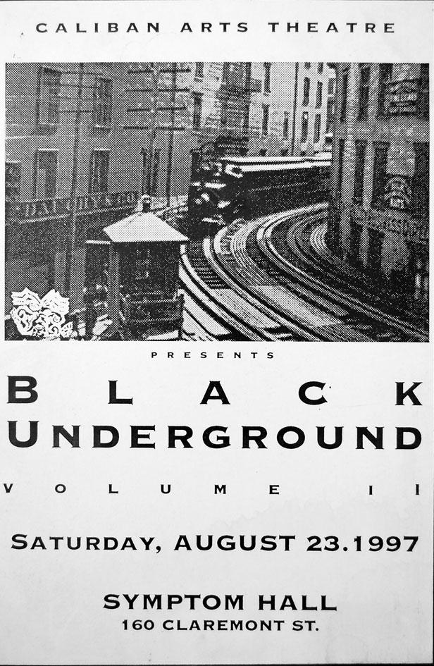 Black-Underground