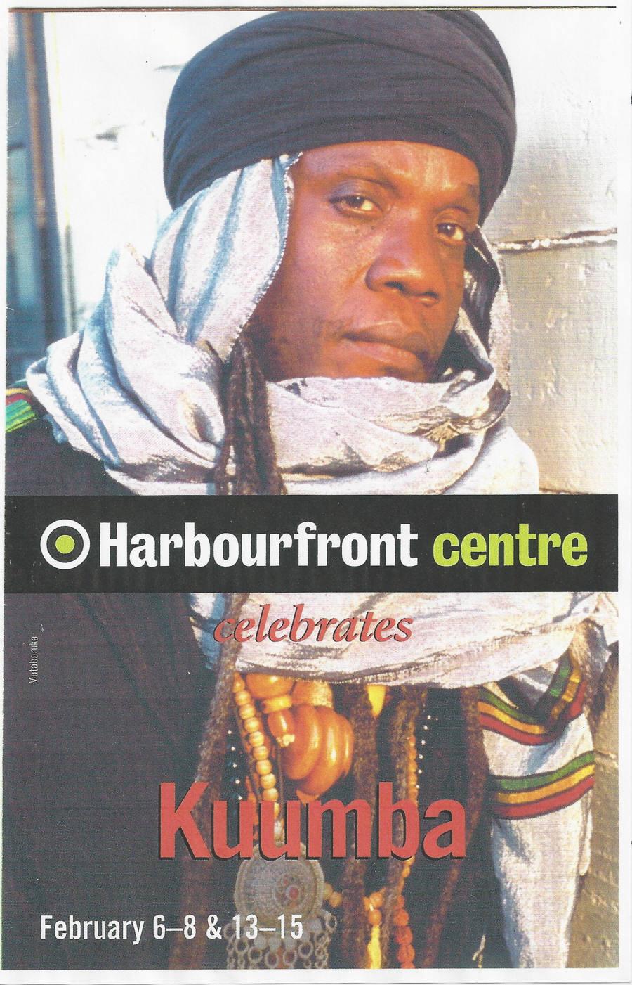 Kuumba Festival Harbourfront 2003