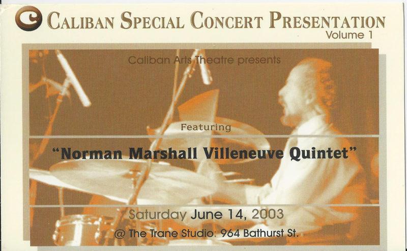 Caliban Special Concert Presentation front