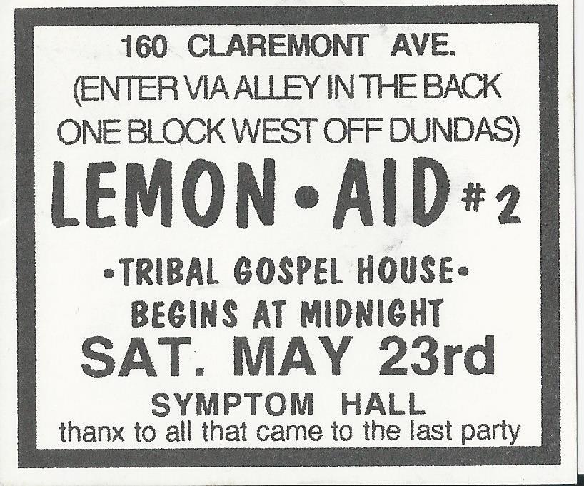 lemon aid #2
