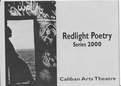 red light poetry series 2000 back